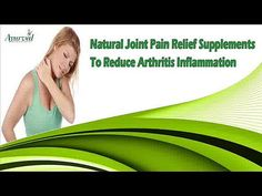 Dear friend, in this video we are going to discuss about the natural joint pain relief supplements. Inflammation caused by arthritis can make patients immovable and they can get the right kind of relief with natural supplements like Rumatone Gold capsules for the same.  You can find more about the natural joint pain relief supplements at http://www.ayurvedresearch.com/herbal-arthritis-joint-pain-supplements.htm