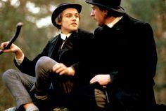 TOTAL ECLIPSE, Leonardo Di Caprio, David Thewlis, 1995