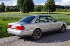 Audi S6 C4 4.2 V8 213kW