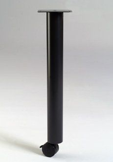 Gibraltar Chrome Support Leg 27¾ inch Height with 2 inch Diameter -- To view further for this item, visit the image link.