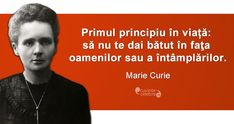 Tare ca o stâncă, citat de Marie Curie Marie Curie, Spiritual Quotes, Kids And Parenting, Proverbs, Wise Words, Spirituality, Medical, Faith, Motivation