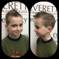 #EvCC #Cosmetology #Beauty #school #haircut #clippercut #handsome #fohawk