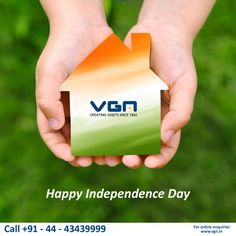 #VGN wishes all #Indians a very happy Independence day. Let's take the pledge to be responsible and build a #greener nation.  #HappyIndependenceDay2016