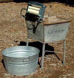 Washing Machine And Tub