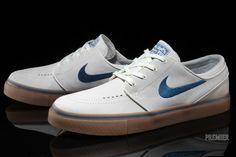 Nike SB Zoom Stefan Janoski Footwear at Premier Nike Sb Shoes, Mens Vans Shoes, Skate Shoes, Shoes Sneakers, Vans Men, Nike Sb Zoom Janoski, Nike Sb Janoski, Modern Men Street Style, Stefan Janoski Shoes