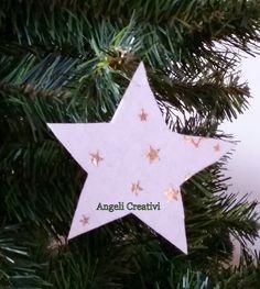 Decorazione albero di Natale in pannolenci