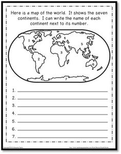Traveling the world continents oceans maps and landforms continents and oceans geography research book study cards quizzes publicscrutiny Choice Image