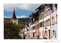 My Grandfathers hometown- Le Landeron