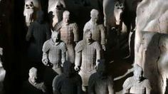 Image copyright                  Getty Images                  Image caption                                      Greek artisans may have trained those who made the Terracotta Warriors                                China and the West were in contact more than 1,500 years before European explorer Marco Polo arrived in China, new finds suggest. Archaeologists say