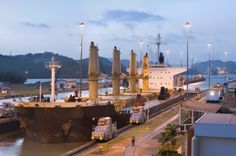 Can You Name All 7 Wonders of the Modern World?: The Panama Canal