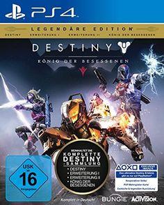 Destiny - König der Besessenen (Legendäre Edition) (USK...