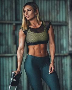 FITNESS MODEL : PAIGE HATHAWAY