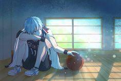 Kuroko Tetsuya - Kuroko no Basuke - Image - Zerochan Anime Image Board Kuroko No Basket Characters, Anime Characters, Manga Anime, Kagami Kuroko, Desenhos Love, Anime Suggestions, Akakuro, Uzumaki Boruto, Fanart