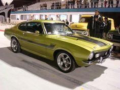 1974 Ford Maverick American Muscle car