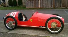 Ferrari CycleKart