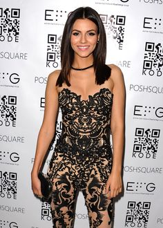 Victoria Justice - Kode Mag Spring Issue Release Party in LA 03/12/1