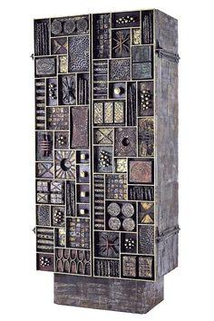 Paul Evans cabinet. Zou dolgraag ontwerpen van Paul Evans' in mijn nieuwe huis hebben. Deze stijl heeft mijn voorkeur.
