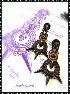 Soutache. By sunthas jewels