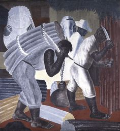 Os temas sociais nas obras de Cândido Portinari