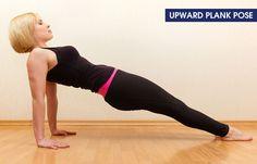Yoga For Abs - Purvottanasana