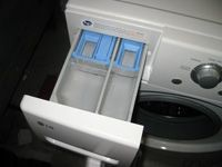 How to Clean a Washing Machine - DIY... this is a great site for all sorts of DIY cleaning tips, tricks, and processes