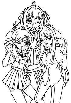 mermaid melody coloring pages Coloring Pages of Epicness