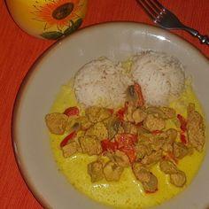 Morčacie prsia s kokosovým mliekom | Garam Masala, Thai Red Curry, Ethnic Recipes, Food, Essen, Meals, Yemek, Eten