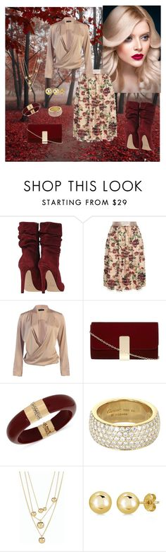 """""""being me"""" by christevacollins ❤ liked on Polyvore featuring Mother of Pearl, Dorothy Perkins, INC International Concepts, Cartier, Talbots and BERRICLE"""