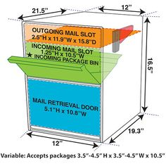 Mail Boss Package Master Locking Security Mailbox & Reviews | Wayfair