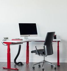 RISE electric height adjustable tables have a height range of 22 Workrite Ergonomics, Adjustable Height Table, Sit Stand Desk, Work Tools, Electric, Tables, Storage, Larger, Base