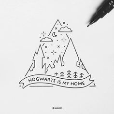 15 Harry Potter Drawing Ideas and References - Beautiful Dawn Designs
