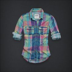 abercrombie kids girls shirts | abercrombie kids > girls > classic shirts - Abercrombi... - Polyvore