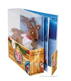 Amazon.com: Elf on the Shelf Pets Reindeer: Toys & Games