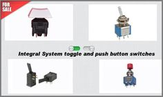 Integral System outstanding company involved in pushbutton Switches Manufacturers  In India.