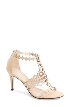 7b1f3cc77f61 Klub Nico  Antonia  Laser Cut T-Strap Sandal (Women) available at