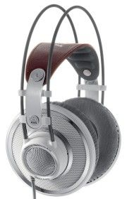 AKG 701 Open Back Headphones http://ehomerecordingstudio.com/open-back-studio-headphones/