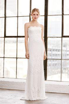 Tadashi Shoji Wedding Dresses - Wedding Dresses For Budget Brides