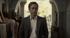 El ACTOR PABLO RIVERO en la piel de Santiago, protagonista de NECKAN de Gonzalo Tapia y cooescrita junto a Mitchel Gaztambide.