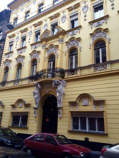 Budapest VI. Kerület, Hungary  Ornate