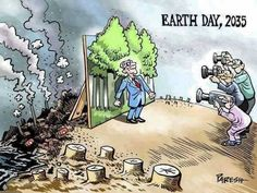 Collection of the art of caricature criticizing certain phenomena in the global community. Save Planet Earth, Save Our Earth, Earth Day, Funny Images, Funny Pictures, Pictures With Deep Meaning, Deep Images, Art With Meaning, Environmental Science
