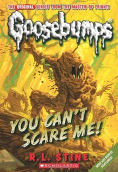 Classic Goosebumps #17: You Can't Scare Me! by R.L. Stine http://www.amazon.com/dp/0545177960/ref=cm_sw_r_pi_dp_DLqMvb0EGYTJ5