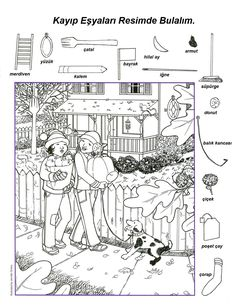 Hidden Pictures, great for children Hidden Picture Games, Hidden Picture Puzzles, Colouring Pages, Coloring Books, Fall Coloring, Hidden Pictures Printables, Highlights Hidden Pictures, Hidden Images, Hidden Pics