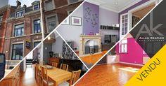 VENDU - Allen Keapler vous annonce que la maison Quai de Coronmeuse à Liège est vendue. D'autres de nos clients cherchent ce type de bien. Vous souhaitez vendre votre maison, contactez-nous au 04 277 17 07.