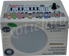 Electronic Tanpura-Raagini