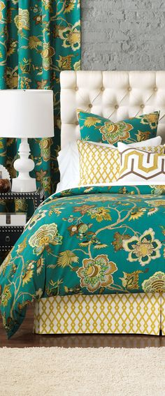 Eastern Accents McQueen Bedding Collection