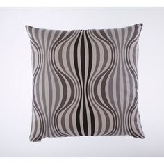 Crawford Plush Print 24 x 24 Pillow