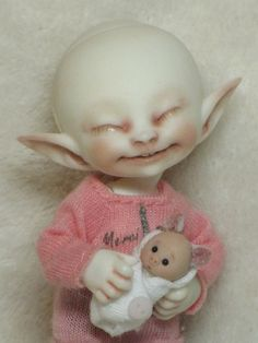 Baby Elf por ElfinHugs en Flickr