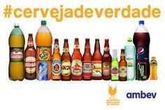 @ambevbrasil patrocinará o #cervejadeverdade 2013 |