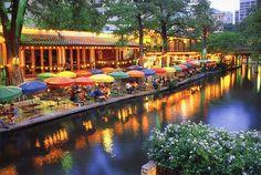 Riverwalk - San Antonio, TX