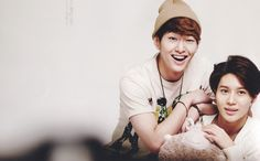 Onew and Taemin